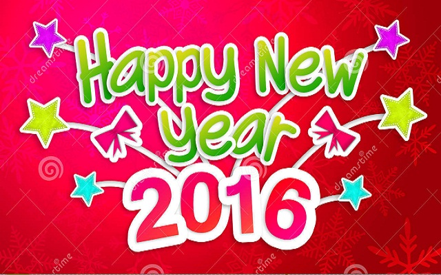 Happy New Year 2016 Messages for friends