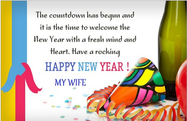 happy new year 2016 poems for wife