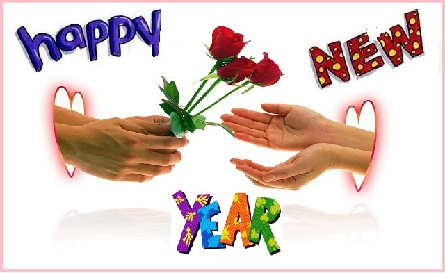 Happy New Year 2016 Sms for wife