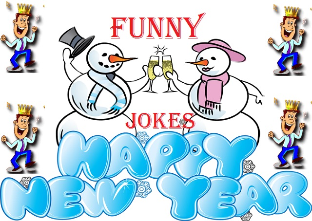 Happy New Year Funny Jokes sms 2016
