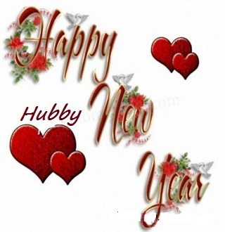 happy new year messages for husband