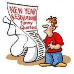 Happy new year 2016 funny Resolution quotes