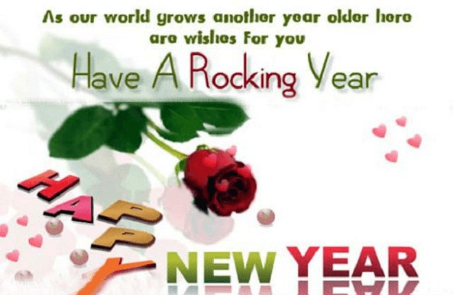 Happy new year 2016 greetings for friends
