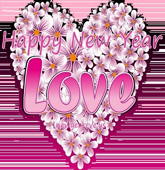Happy new year 2016 greetings for wife