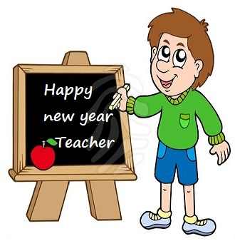 Happy new year 2016 wishes for teacher
