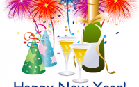Happy new year messages for son & daughter