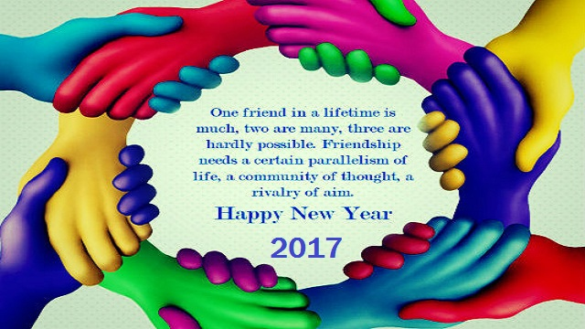 Happy new year 2017 wishes messages