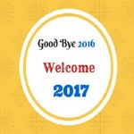 Goodby 2016 welcome 2017 to all friends