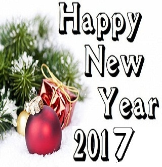 happy new year wishes messages for friends 2017