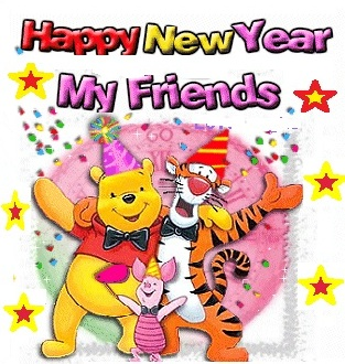 New Year Messages for friends